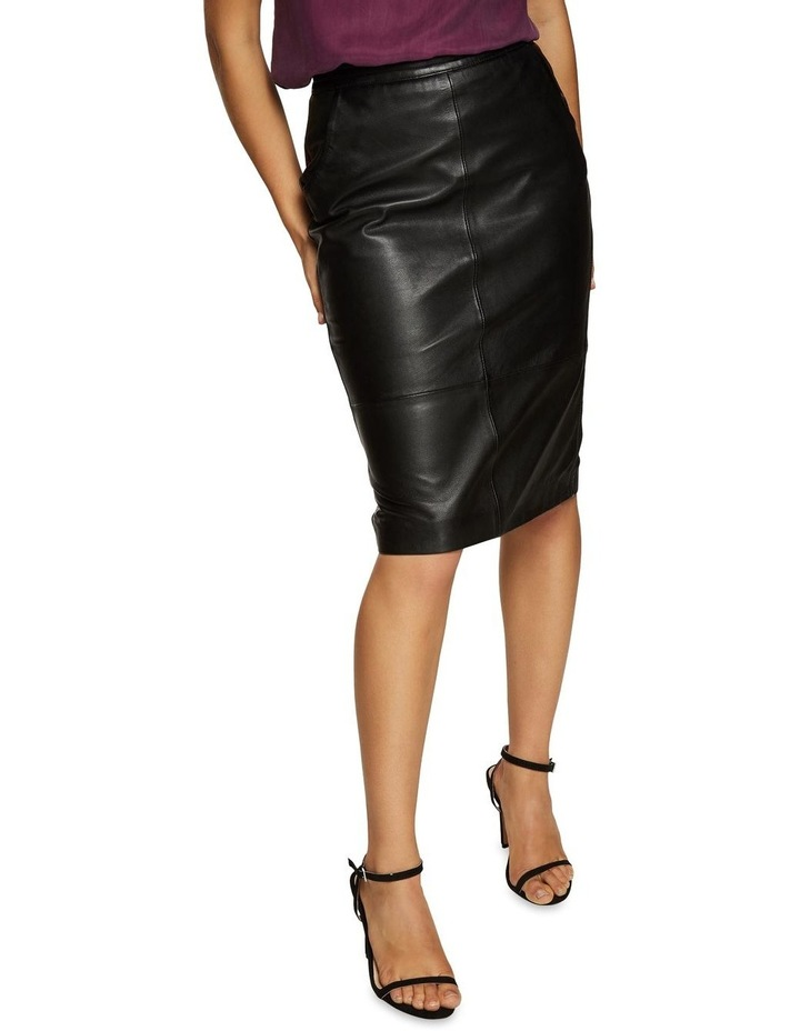 Scout Leather Skirt image 4