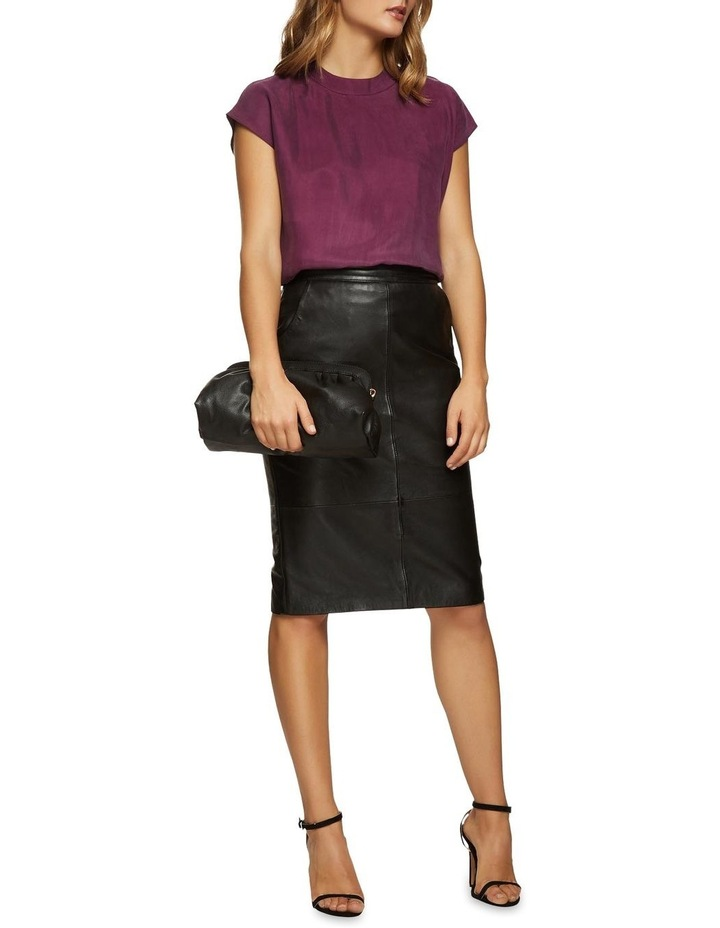 Scout Leather Skirt image 5