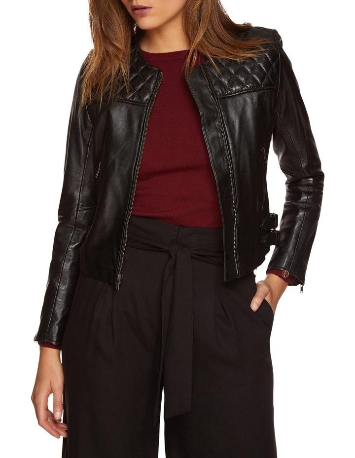 Rizzo Leather Jacket image 1