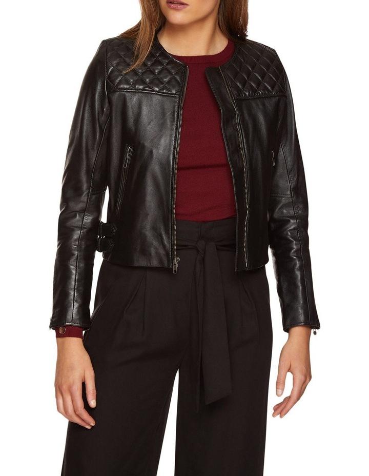 Rizzo Leather Jacket image 2