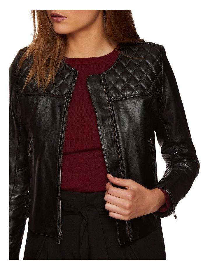 Rizzo Leather Jacket image 4