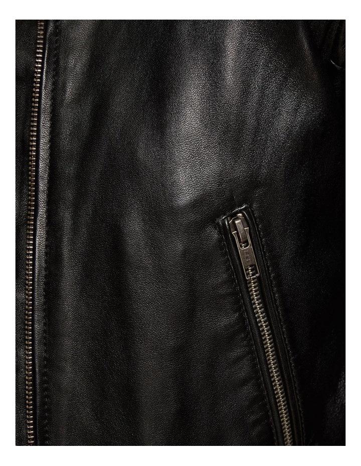 Rizzo Leather Jacket image 6