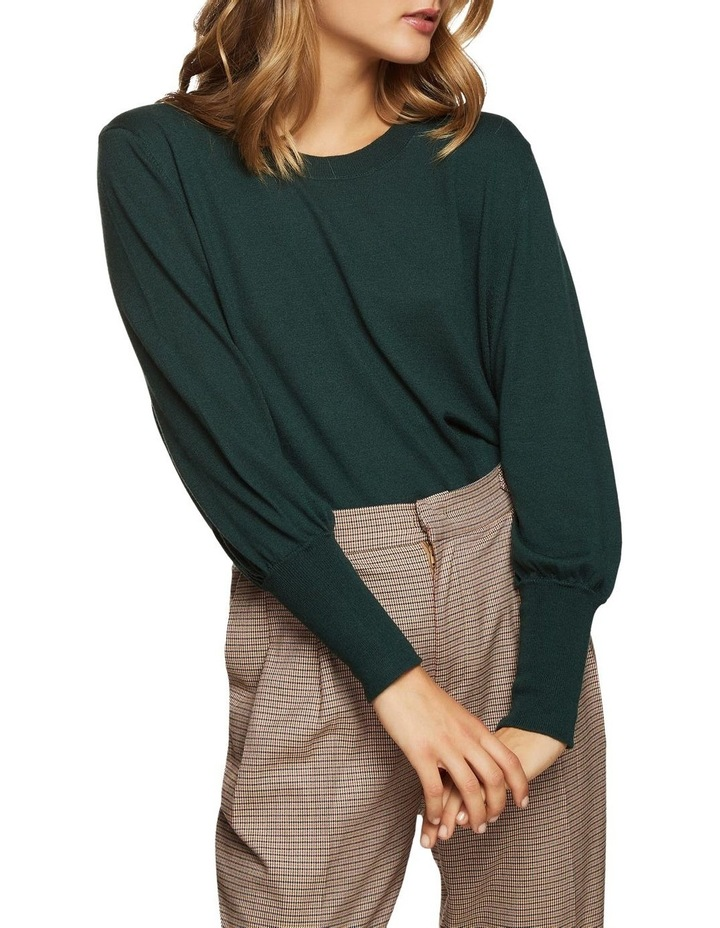 Willow Bell Sleeve Knit image 2