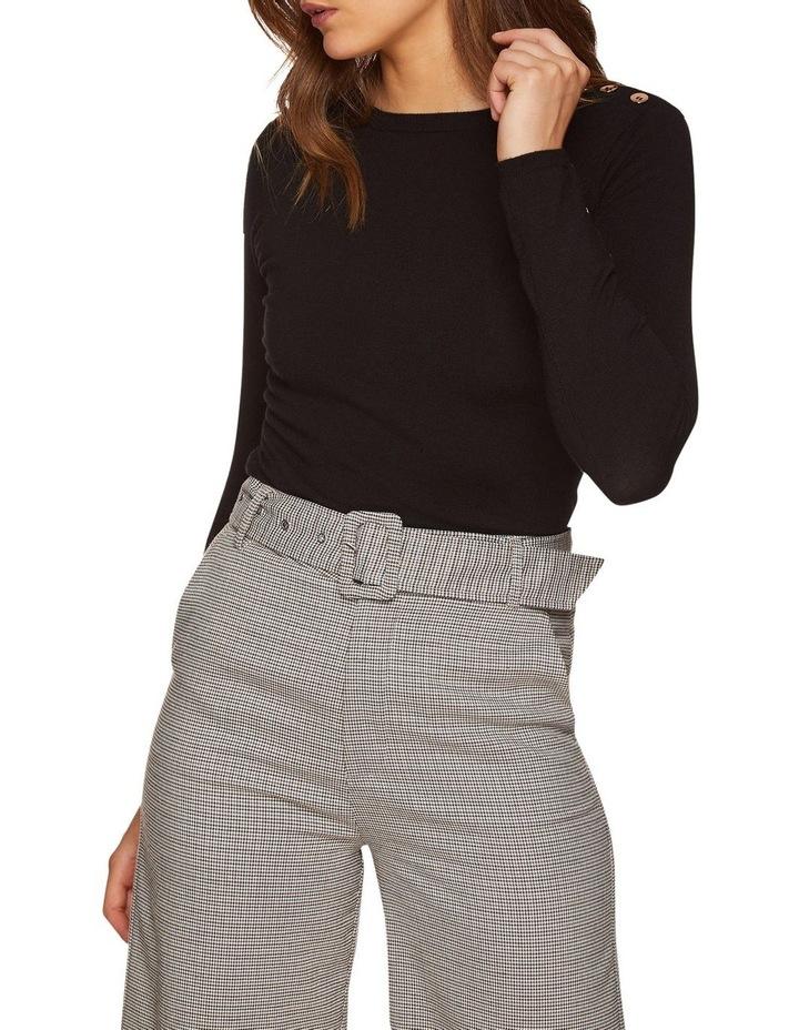 Emma Button Knit image 1