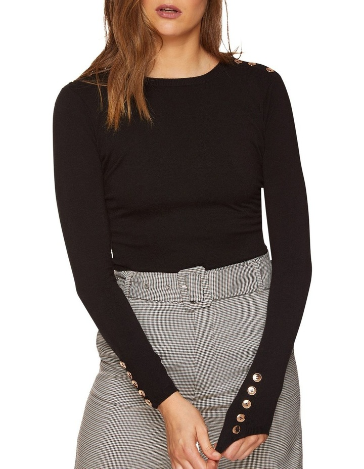 Emma Button Knit image 2
