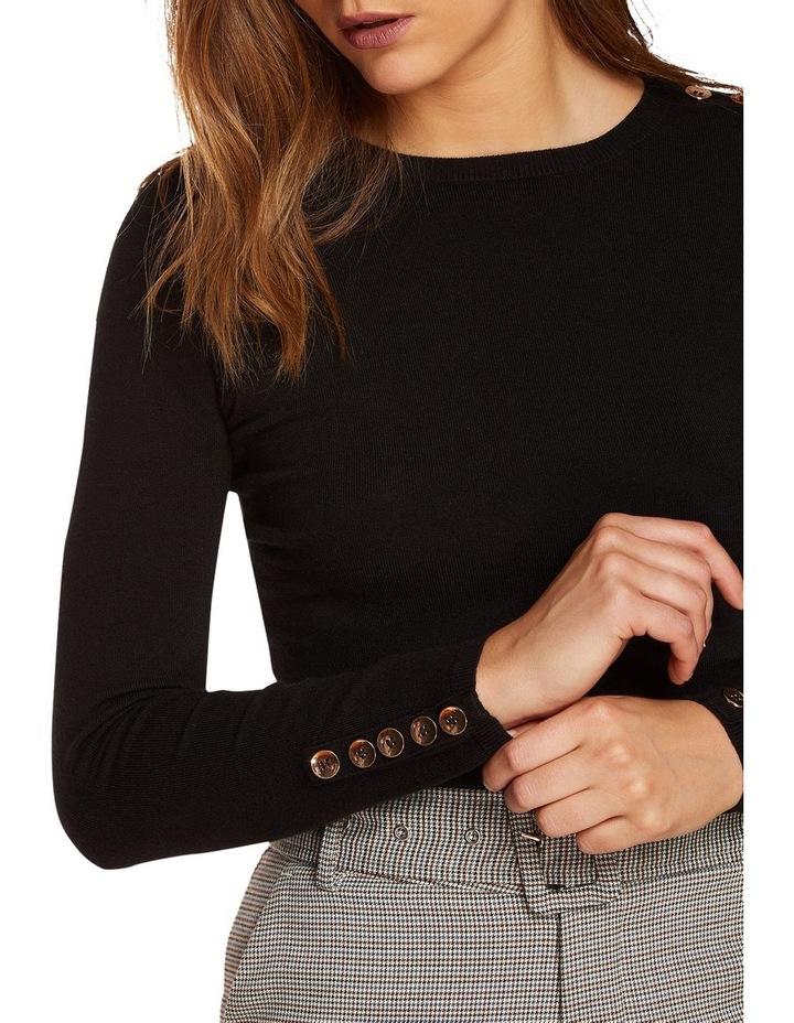 Emma Button Knit image 4
