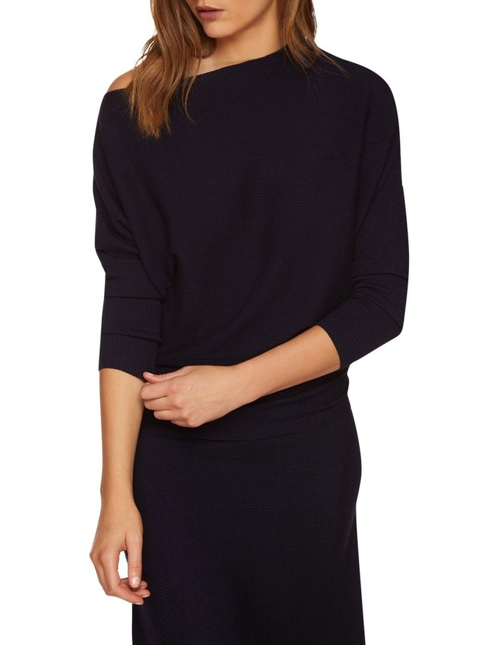 Violet Slouchy Knit image 1