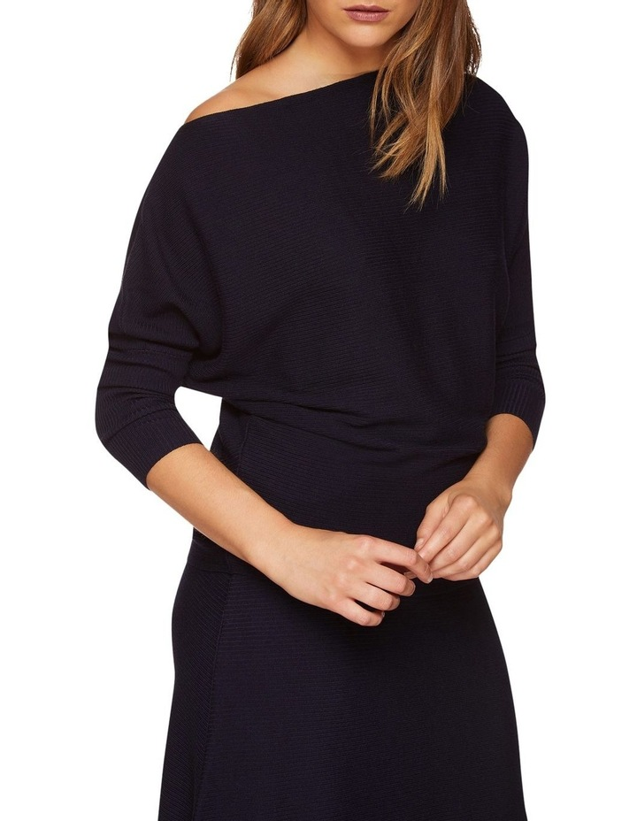 Violet Slouchy Knit image 4