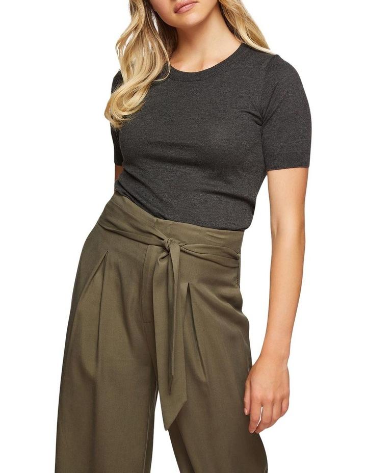 Kaitlin Short Sleeve Knit image 2