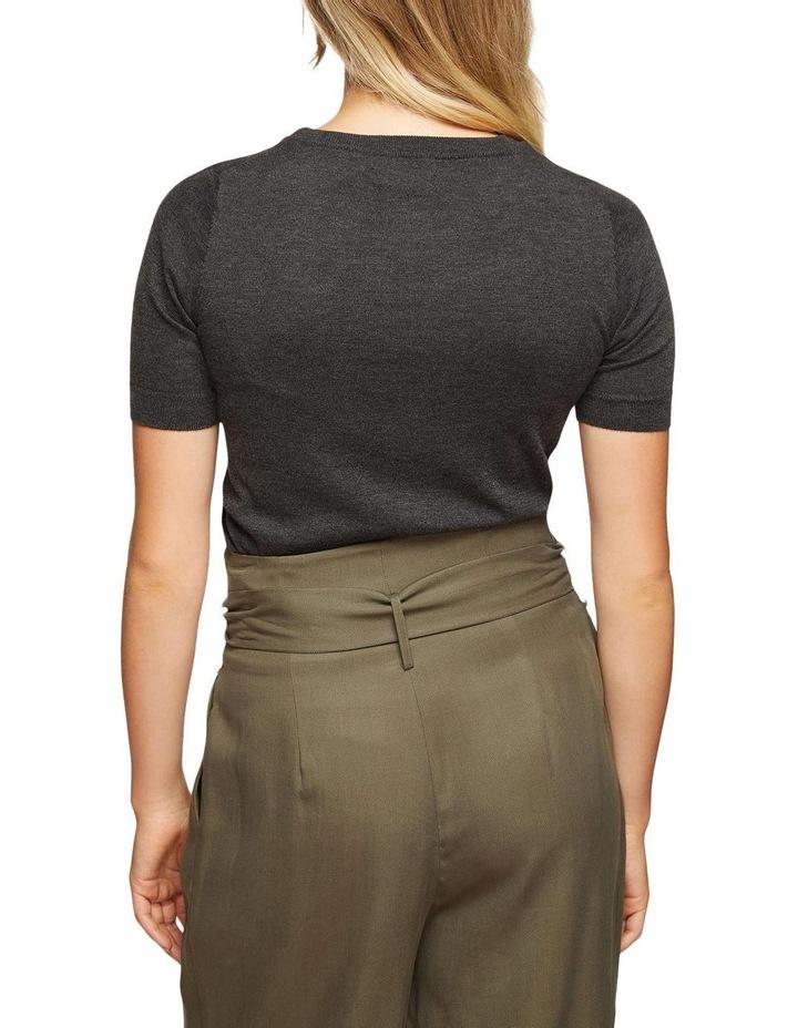 Kaitlin Short Sleeve Knit image 3