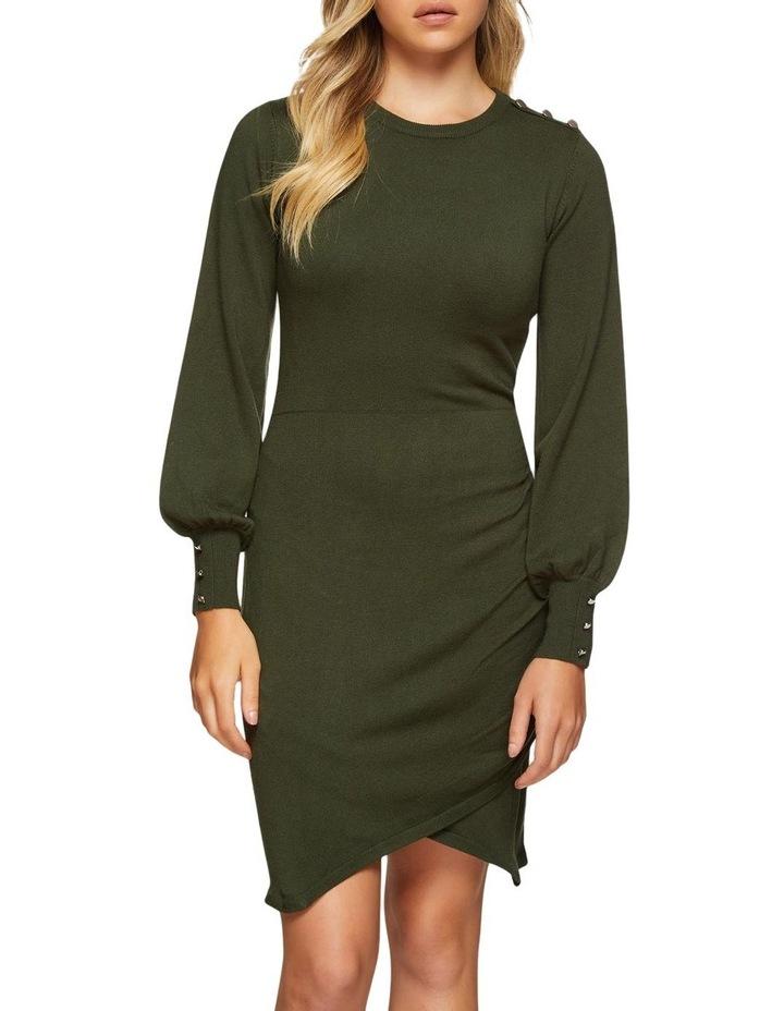 Vivian Knitted Mini Dress image 1