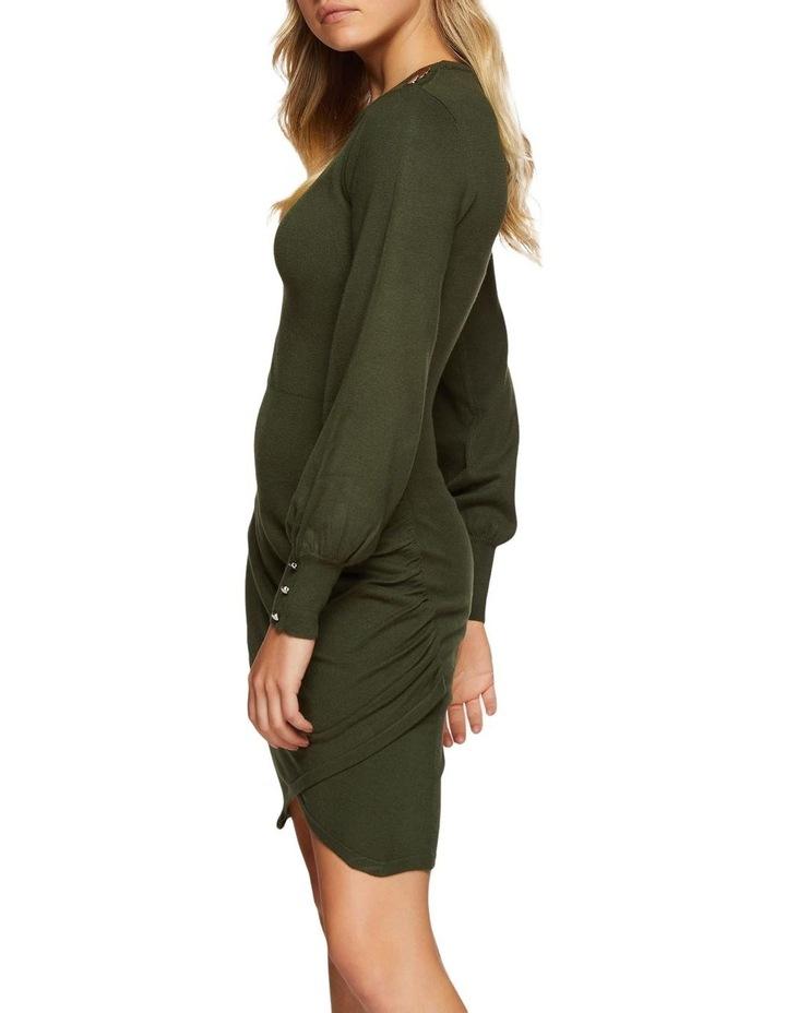 Vivian Knitted Mini Dress image 2
