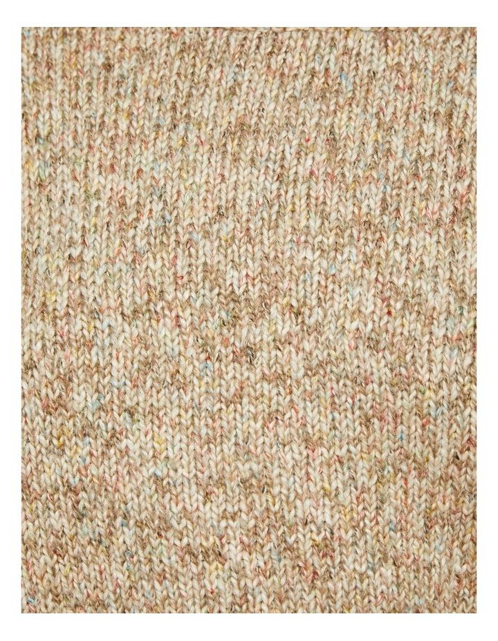 Lucia Multi Colour Knit image 6