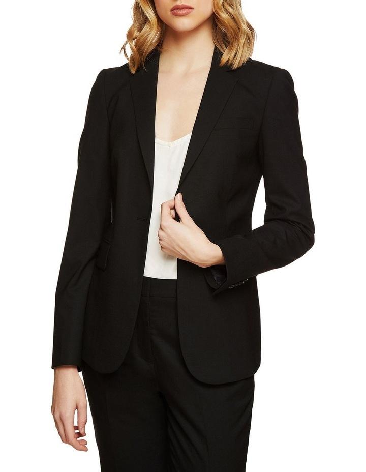 Alexa Wool Suit Jacket image 1