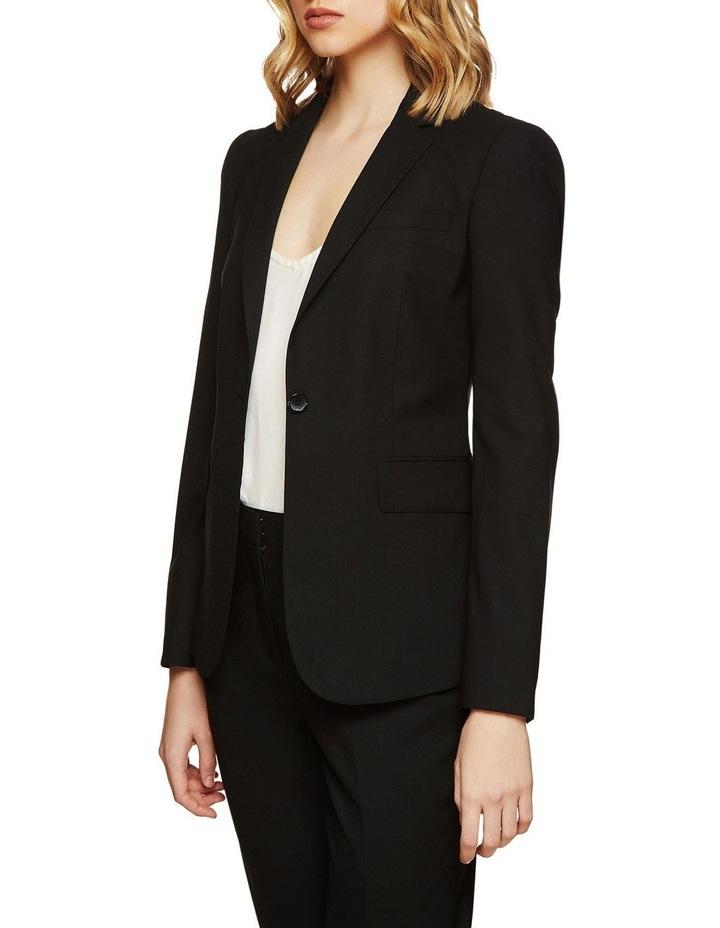 Alexa Wool Suit Jacket image 2