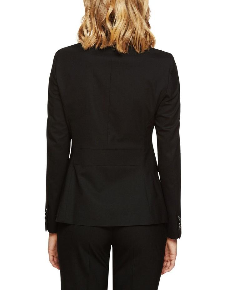 Alexa Wool Suit Jacket image 3