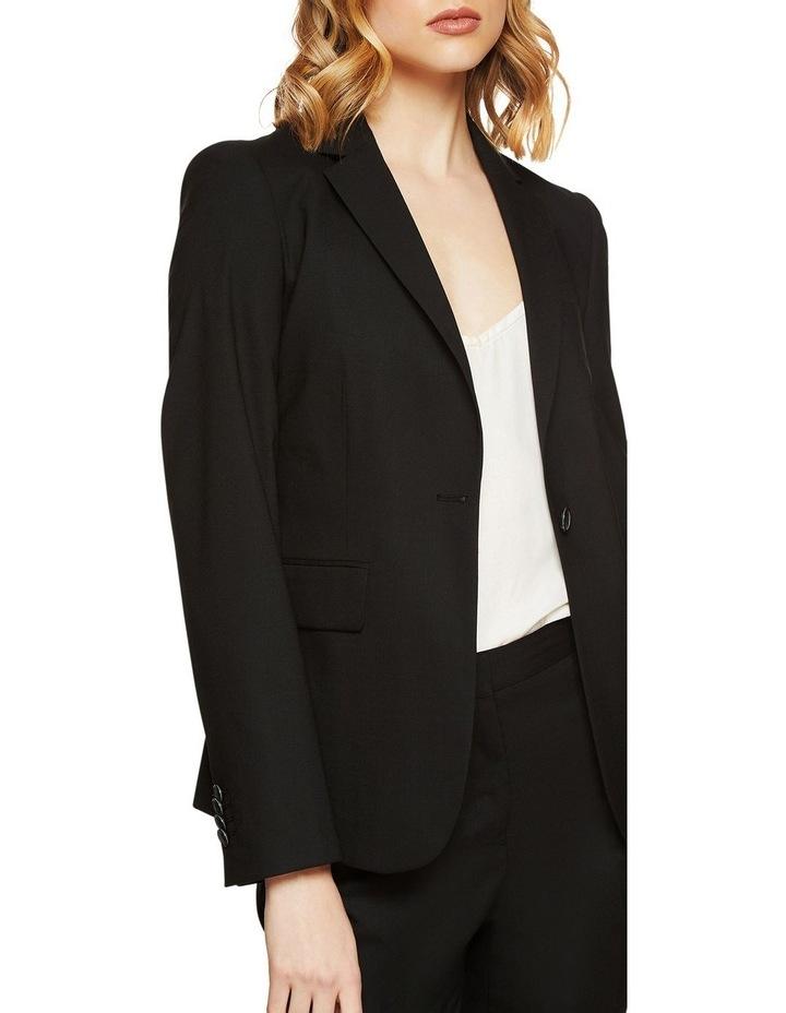 Alexa Wool Suit Jacket image 4