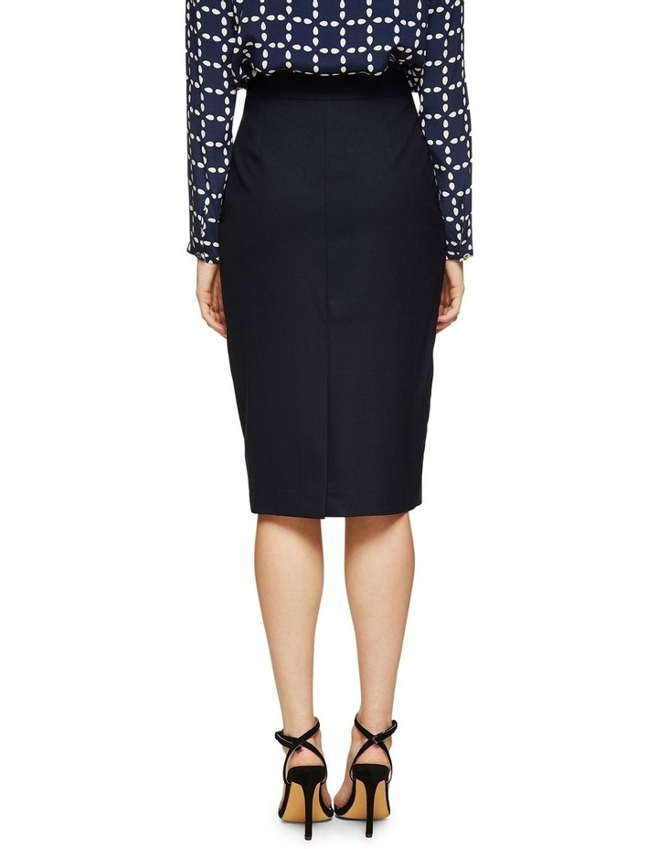 Peggy Wool Suit Skirt image 3