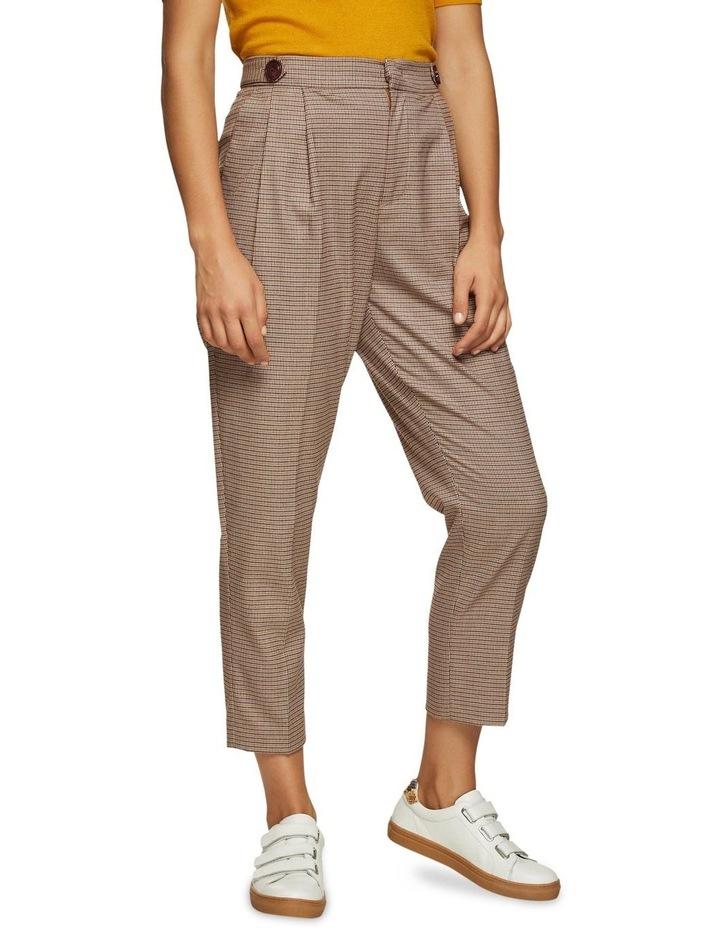 Lara Eco Checked Trousers image 1