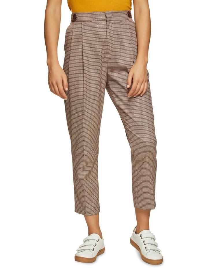 Lara Eco Checked Trousers image 2