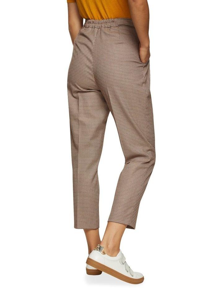 Lara Eco Checked Trousers image 3