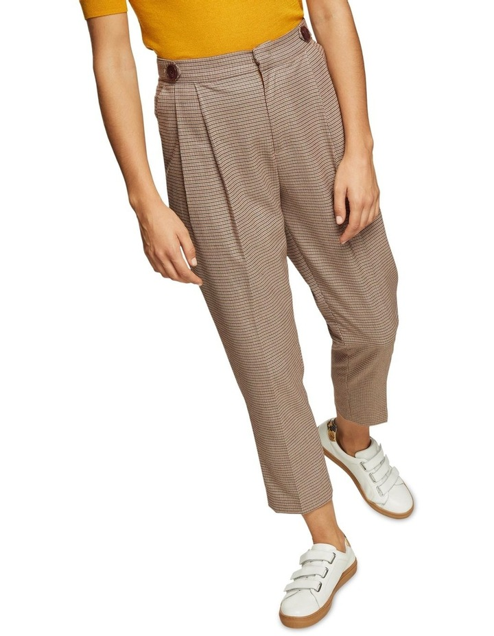 Lara Eco Checked Trousers image 4