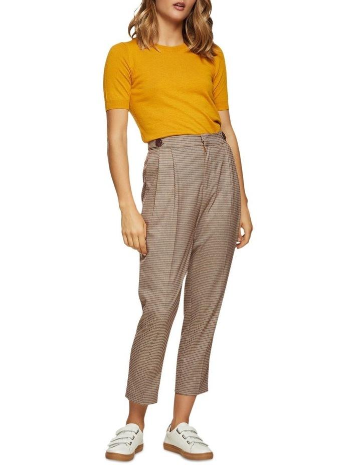 Lara Eco Checked Trousers image 5