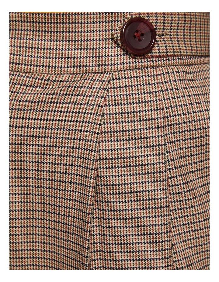 Lara Eco Checked Trousers image 6