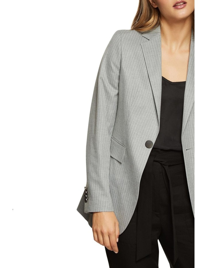 Lola Eco Stripe Blazer image 4