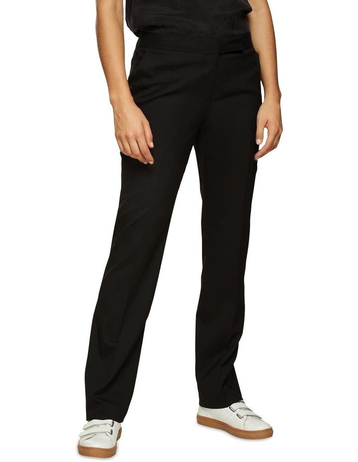 Danica Eco Black Suit Trousers image 2