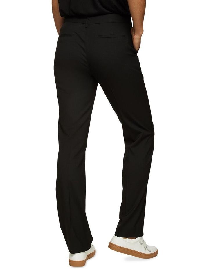Danica Eco Black Suit Trousers image 3