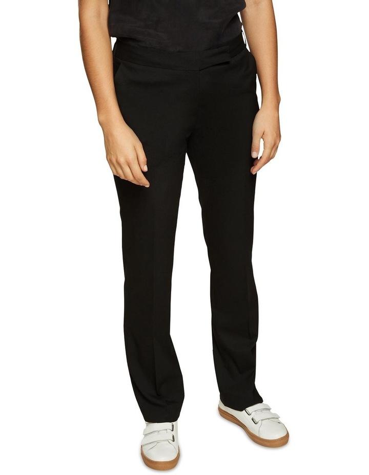 Danica Eco Black Suit Trousers image 4