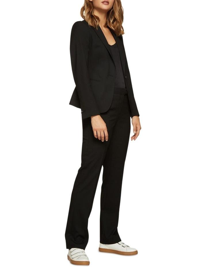 Danica Eco Black Suit Trousers image 5