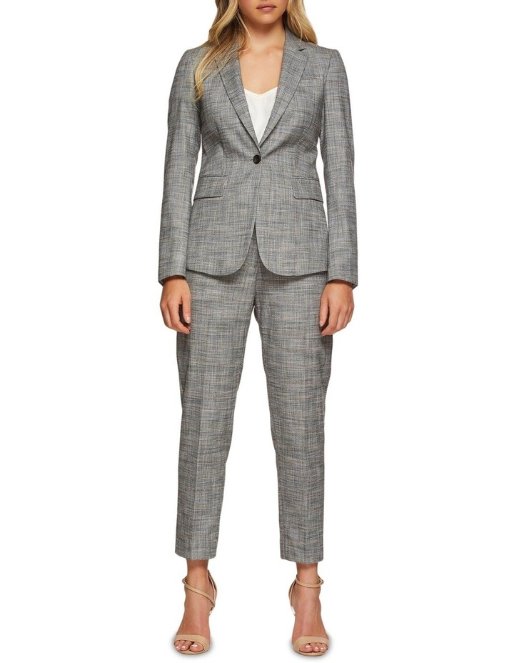 Alexa Eco Checked Suit Jacket image 5