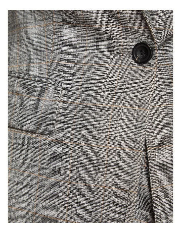 Alexa Eco Checked Suit Jacket image 6