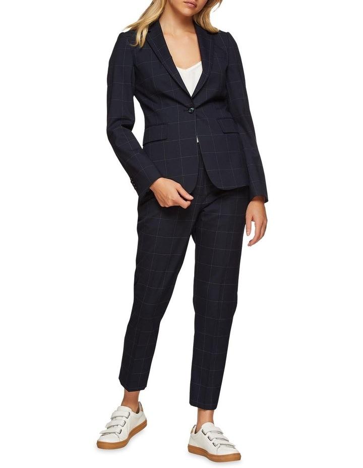 Alexa Eco Checked Suit Jacket image 5