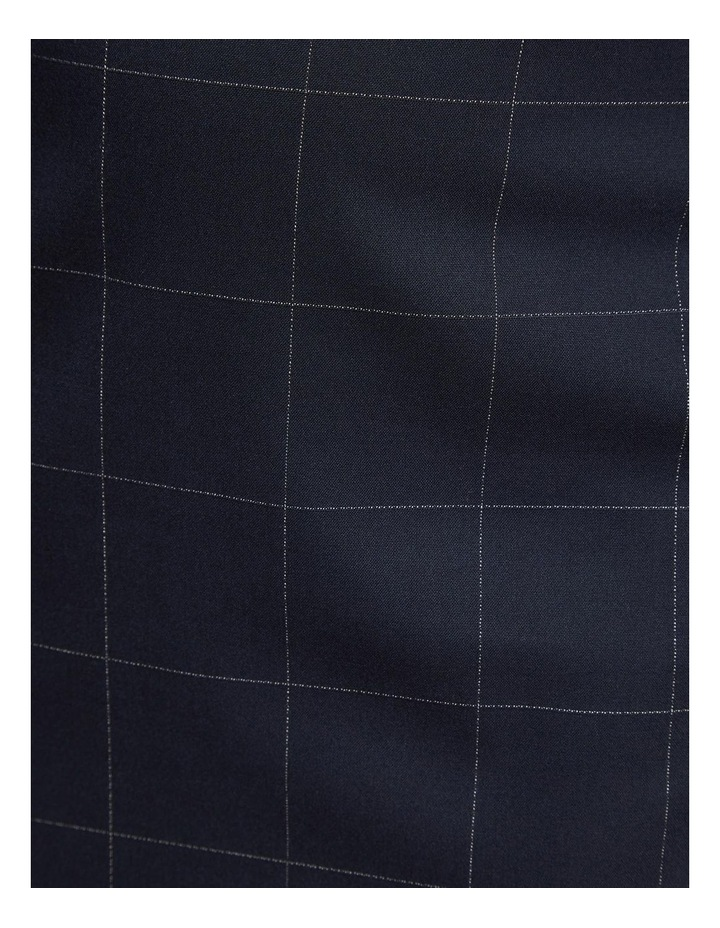 Peggy Eco Checked Suit Skirt image 6