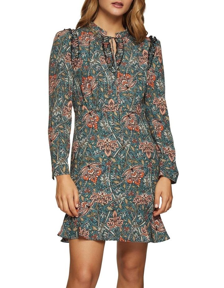 Mannon Chintz Print Dress image 1