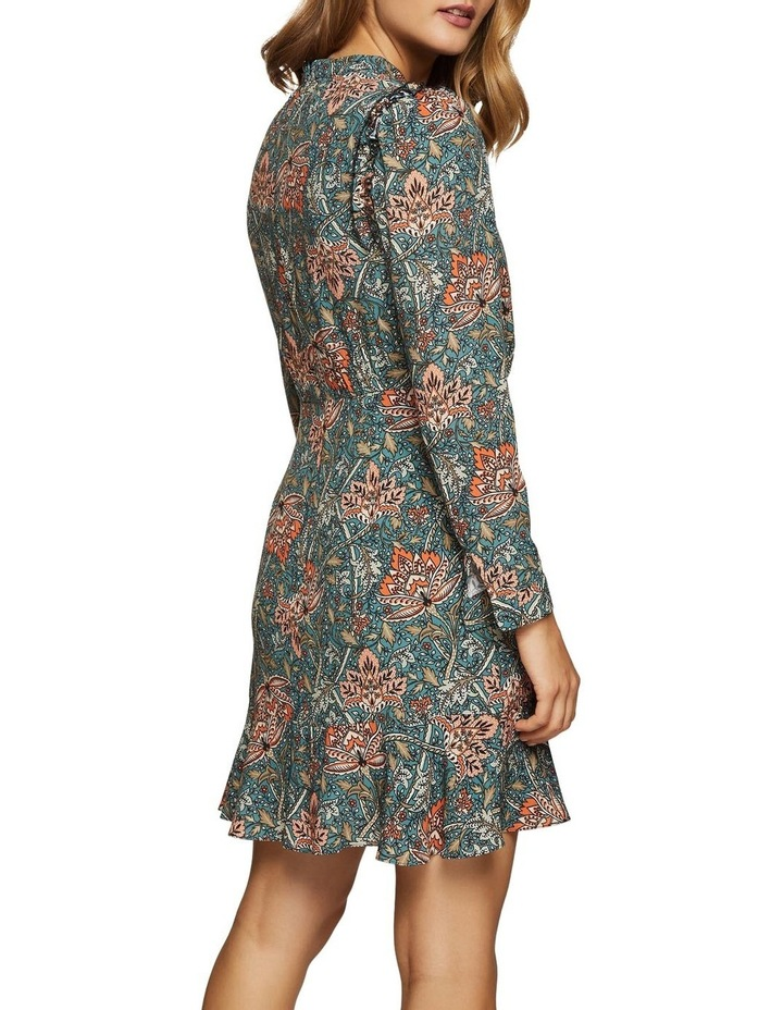 Mannon Chintz Print Dress image 3