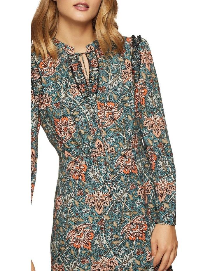 Mannon Chintz Print Dress image 4