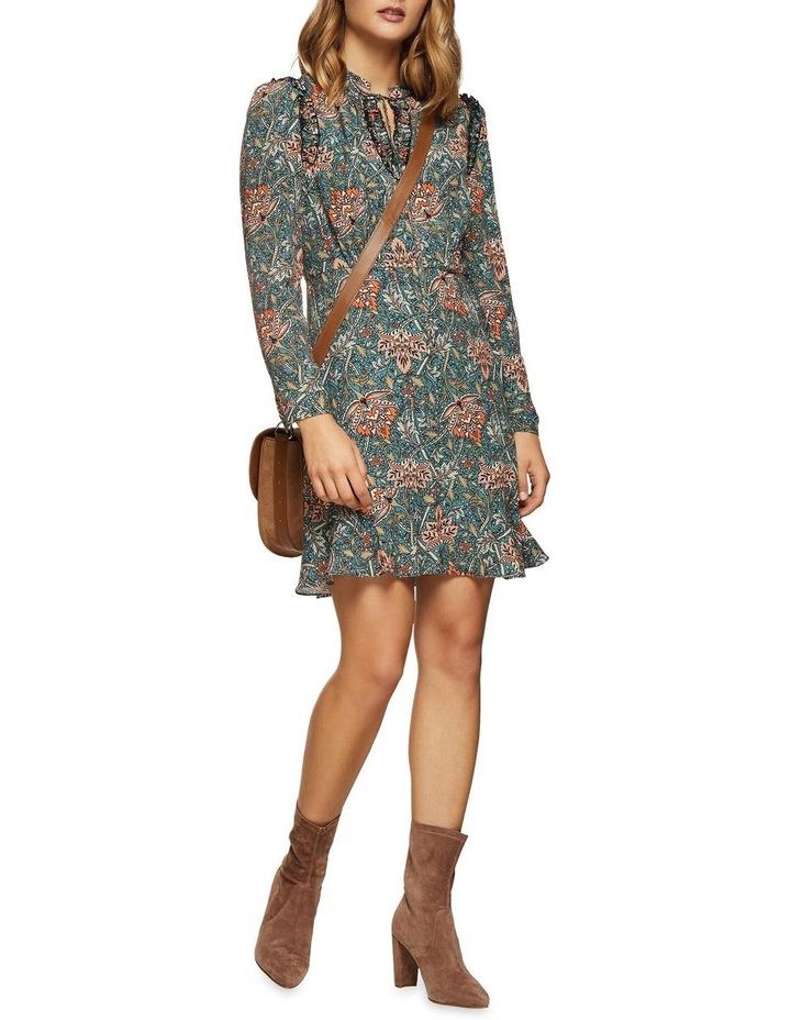 Mannon Chintz Print Dress image 5