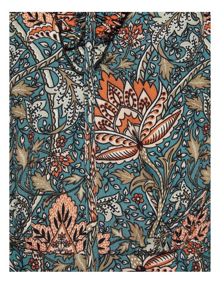 Mannon Chintz Print Dress image 6