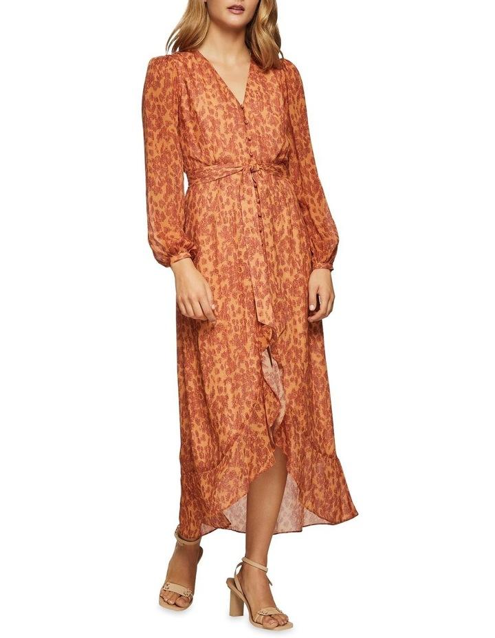 Solita Animal Print Midi Dress image 1