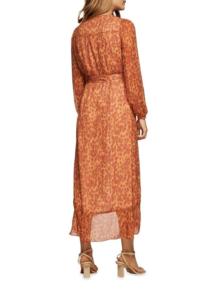 Solita Animal Print Midi Dress image 3