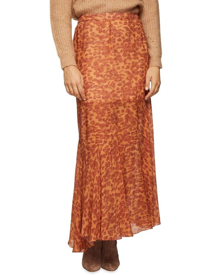 Sally Animal Print Skirt image 2