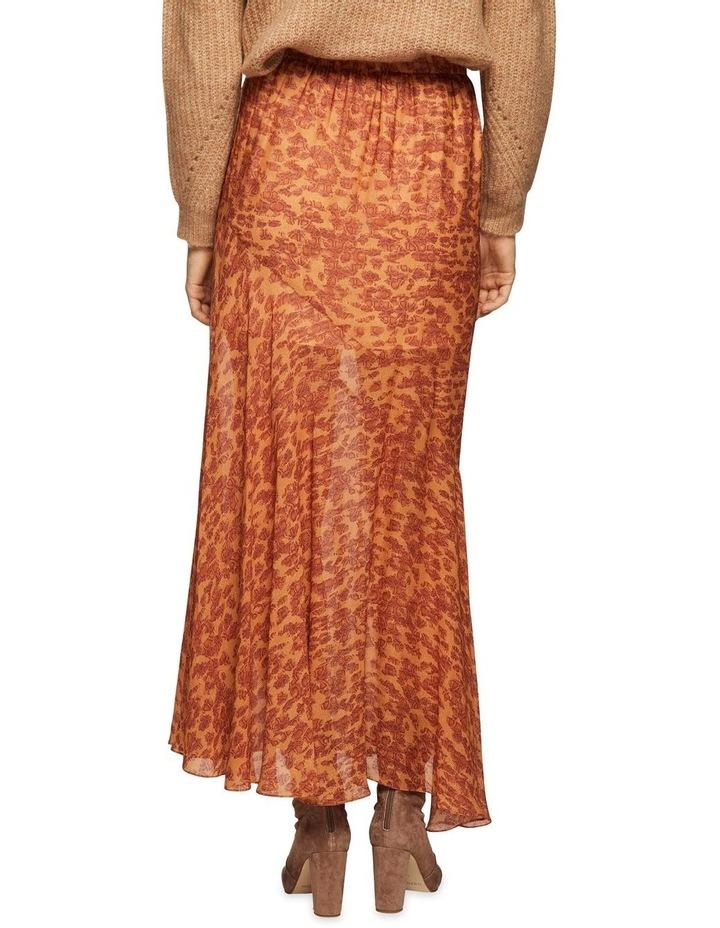 Sally Animal Print Skirt image 3