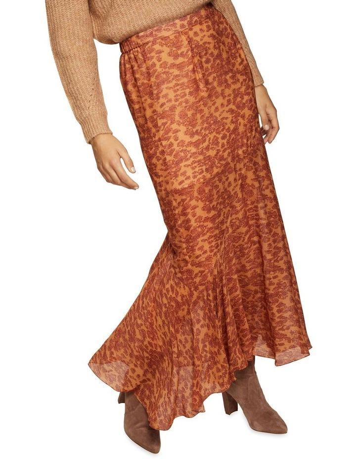 Sally Animal Print Skirt image 4