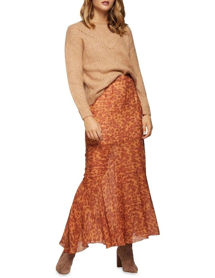 Sally Animal Print Skirt image 5