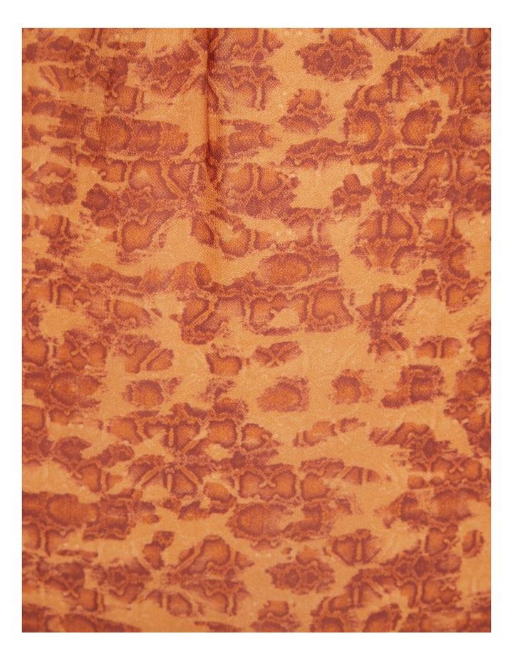 Sally Animal Print Skirt image 6