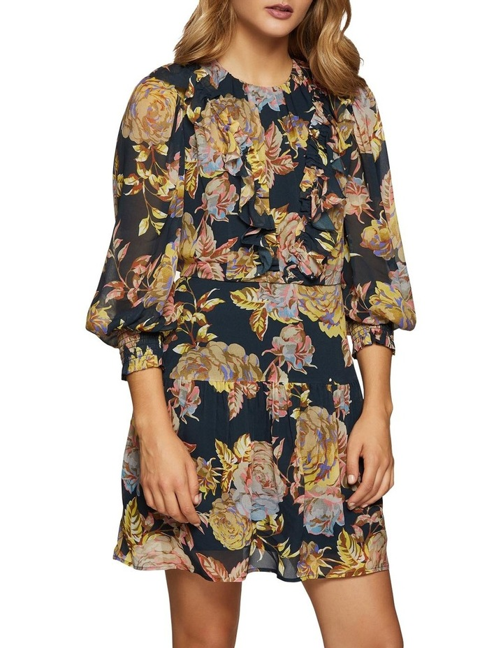Locky Navy Floral Dress image 1